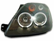 ANGEBOTE Scheinwerfer für Ford FIESTA MK6 VI 6 02-05 Standlichtringen Schwarz LH
