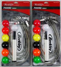 (Lot Of 2) Berkley Classics Color-Coded Culling Kit 7 Floats Bttcs7 1141211