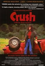 CRUSH Movie POSTER 27x40 Marcia Gay Harden Donogh Rees Caitlin Bossley William