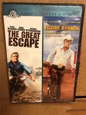 The Great Escape and Junior Bonner, Double Feature, Steve McQueen