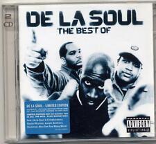 DE LA SOUL, The Best Of (2003). Do-CD