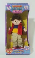 Language Littles Mini Doll Ricky Spanish English Bilingual 2002 Doesn't Talk