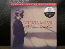 PATRICIA BARBER-A Distortion Of Love-92/2012 SACD