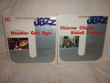 2 Jazz LP's from Curcio and Eropa #10 & # 29. Imported from Italy both EX. Cond.