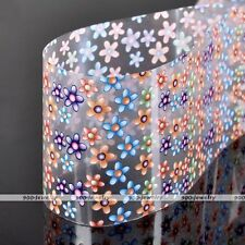 1pc Cute Flower Galaxy Nail Art Transfer Foil Nail Sticker Tip Decal Decoration