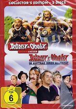 DOPPEL-DVD NEU/OVP - Asterix & Obelix - Gegen Caesar / Im Auftrag ihrer Majestät