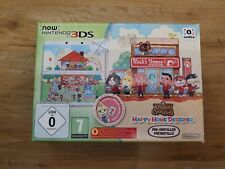 Console Nintendo 3 DS XL 3DSXL Special Edition Animal Crossing New Leaf neuve
