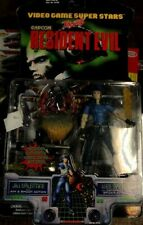 Resident Evil Jill Valentine and Web Spinner Action Figure Capcom Video Game