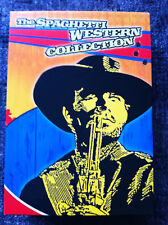 THE SPAGHETTI WESTERN COLLECTION - US DVD Region ALL - Blue Underground