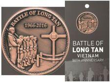 Vietnam War Long Tan 2017 Commemorative Penny Mint