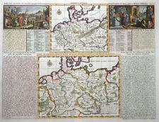 Germania antiqua differentes divinitez del anciens peuples Chatelain dovunque 1720