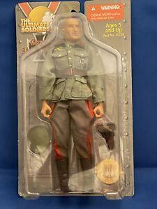 The Ultimate Soldier World War II German Major General Action Figure 1:6 MOC