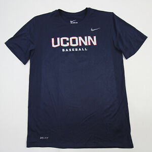 UConn Huskies Nike Nike Tee Short Sleeve Shirt Men's Navy New without Tags