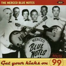 The Merced Blue Note - Get Your Kicks on Route 99 [New CD] UK - Import