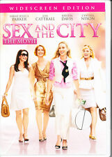 Sex and the City - The Movie (DVD) Widescreen Edition