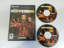 THE SUFFERING JUEGO PC 2 X CD-ROM ESPAÑOL MIDWAY