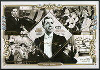 Argentina Stamps 2019 MNH Carlos Gardel Singers Songwriter Tango Music 1v M/S