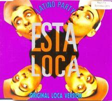 LATINO PARTY - Esta Loca 4TR CDM 1990 HOUSE