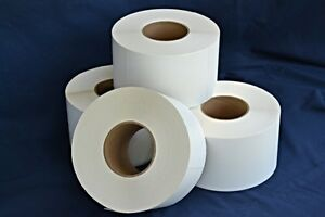 8000 QUALITY DIRECT THERMAL FREIGHT LABELS, 100mm x 50mm