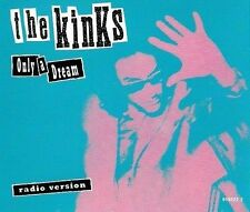 THE KINKS Only A Dream CD Single Columbia 659922 2 1993
