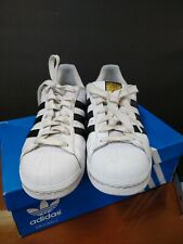 Adidas Superstar Male Size 8 Great Pre-owned Condition.
