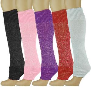My socks Glittered Leg Warmers