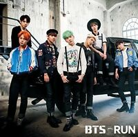 BTS - Run: Japanese Ver [New CD] Japan - Import