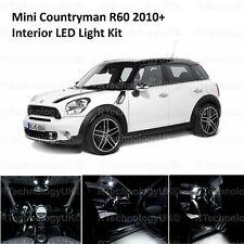 PREMIUM MINI COUNTRYMAN R60 2010+ LED INTERIOR UPGRADE KIT SET XENON WHITE