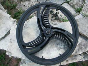 """Unbranded, 3 Spoke Mag Wheel, Fits 20"""" Tire, 14mm Axle, New"""
