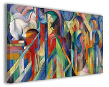 Quadri moderni famosi Robert Delaunay vol I stampa su tela canvas arredo poster