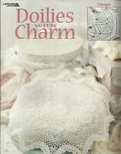 Doilies with Charm Patricia Kristoffersen Crochet Doily Pattern Book 2000