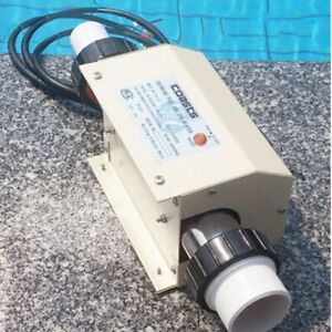 2KW220V 13.6A Swimming Pool and SPA Heater Electric Heating Thermostat