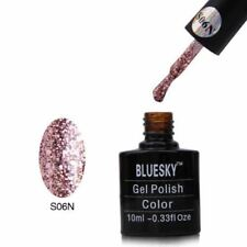 Bluesky UV LED Gel Soak Off Nail Polish, S06N  10ml
