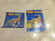 BOB THE BUILDER: CAN WE FIX IT? (PC GAMES, 1993) ESRB - COMMERCIALLY CLEANED!!!