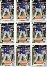 9-ken griffey seattle mariners 1991 ud final edition 87f card lot