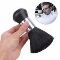 Hair Cutting Neck Duster Brush Salon Hairdressing Pro Barber Stylist Brush Black