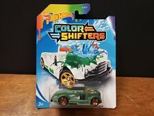 NEW Hot Wheels Color Shifters Mig Rig HTF