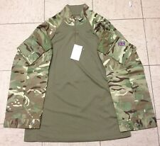 Genuine Issue MTP British Army Under Armour Combat Shirt UBACS Coolmax 180/100