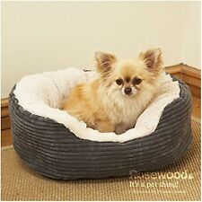 Portable Plush Dog Beds