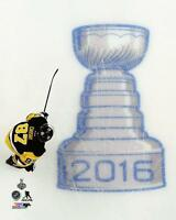 2016 Stanley Cup SIDNEY CROSBY Penguins LICENSED un-signed poster pic 8x10 photo