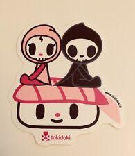 tokidoki sticker - Adios Ciao Ciao Sushi