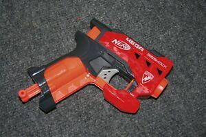 N-Strike Mega BigShock Blaster Big Shock Pistol Pocket Jolt Red Dart Gun Jumbo