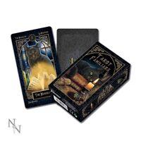 Neu Lisa Parker Tarot Familiär Karten Gotik Fantasie Mitt-Reader Wahrsager