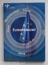 Netherlands 2004 Het Europamunt Vijfje Euro Zilver Proof
