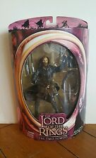 Aragorn action figure- Lord of the Rings Two Towers- 2002 mavel ent.