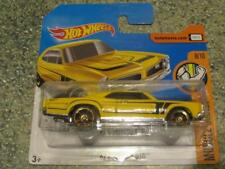 Hot Wheels 2017 # 359/365 1967 PONTIAC GTO AMARILLO HW Muscle Mania