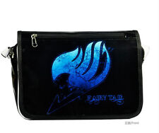 Japan Anime Fairy Tail Emblem Shoulder Messenger Bag Student Schoolbag Cosplay