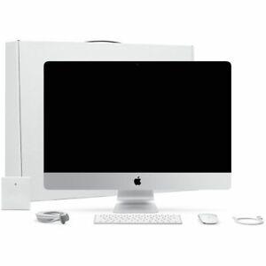 "Apple iMac 21.5"" 4K 2017 6-Core i5 3.0 GHz 16GB 1TB SSD Warranty Boxed Upgraded"