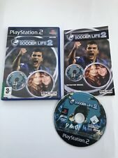 Soccer Life 2 (PS2) - Game  The Cheap Fast Free Post