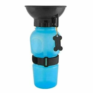 Pet Travel Hike Water Bottle Portable Drink Dog Cup with Bowl Dispenser